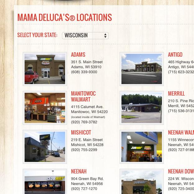 Mama DeLuca's